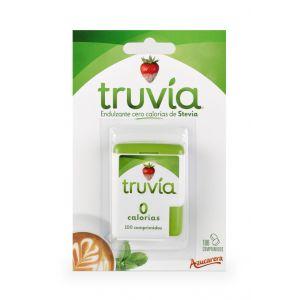 Edulcorante stevia 0%calorias truvia 100 pastillas