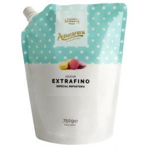 Azucar blanco extrafina azucarera 750gr