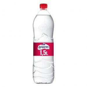 Agua mineral  lanjaron pet 1,5l