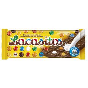 Chocolate  con lacasitos lacasitos-lacasa  100g