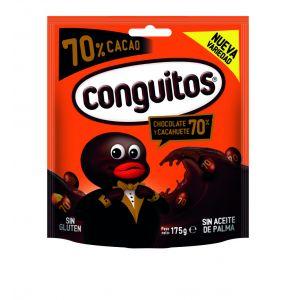 Cacahuete choco 70%cacao conguitos 175gr