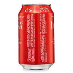 Cerveza apta para celiacos  daura  33cl