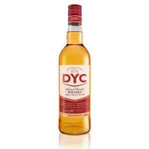 Whisky 5 años dyc botella de 70cl