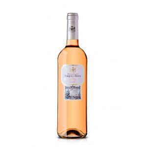 Vino rioja rosado marques de riscal  75cl