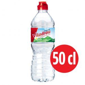 Agua mineral  aquarel sport 50 cl