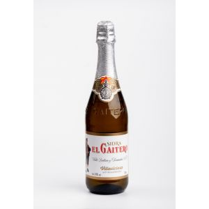 Sidra el gaitero botella de 75cl