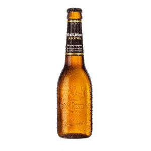 Cerveza gran reserva cruzcampo botella 33cl