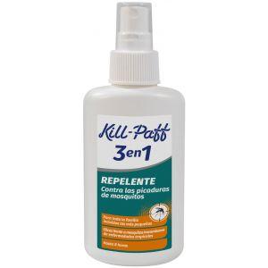 Repelente mosquitos kill paff locion 100ml