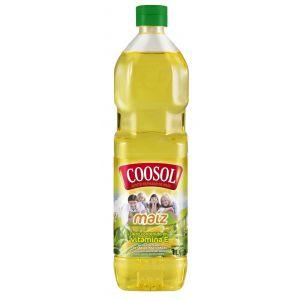 aceite de maíz coosol 1l