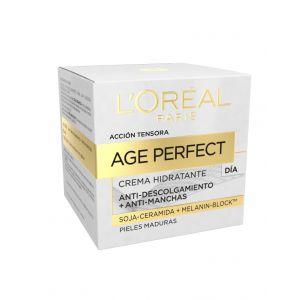 Crema hidratante día age perfect  50ml