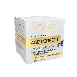 Crema hidratante noche age perfect  50ml