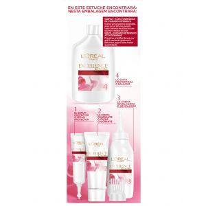 Coloración excellence rubio ceniza 7.1 l'oréal paris