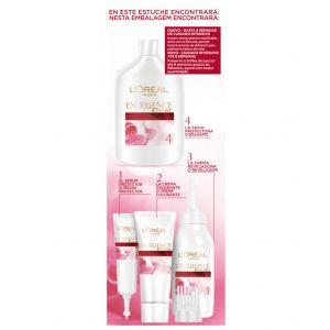 Coloración excellence rubio claro 9 l'oréal paris
