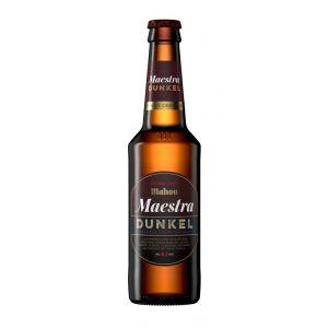 Cerveza dunkel mahou maestra bot 33cl
