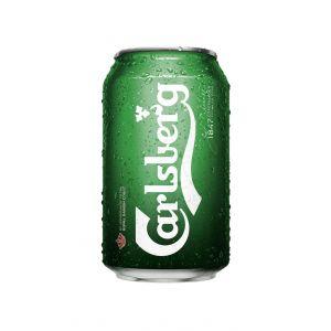 Cerveza calsberg lata 33cl