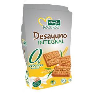 Galleta desayuno integral 0%azucar florbu 350g