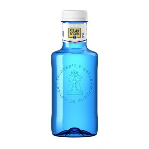 Agua mineral  solan de cabras pet 50cl