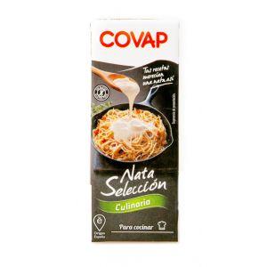 Nata cocina sin lactosa covap 200 ml