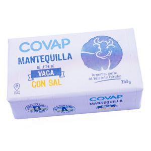 Mantequilla c/sal covap 250gr