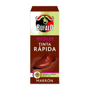 Tinta rapida marron bufalo 250ml