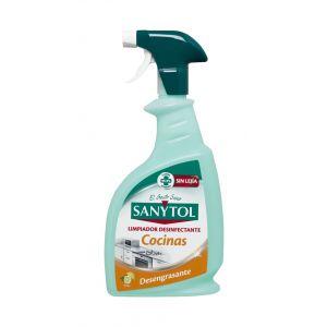 Limpiador cocina sanytol pistola 750 ml