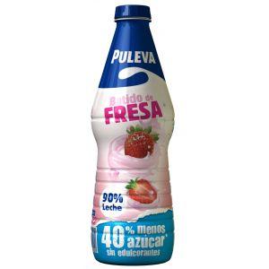 Batido fresa puleva botella 1l