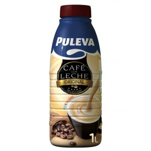 Cafe con leche puleva bot 1l