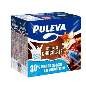 Batido cacao puelva p6x200ml