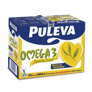 Leche omega3 puleva brick 1l