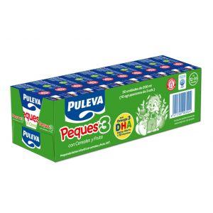 Leche crec cereal fruta puleva  p3x200ml