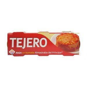 Atun almadraba tomate tejero ro80 p3x52g ne