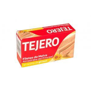 Melva filete aceite de girasol tejero rr125 85g ne