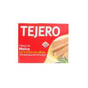 Melva filete aceite de oliva tejero rr230 160g ne