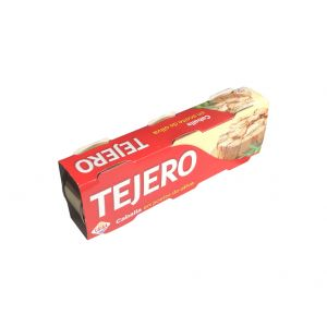 Caballa tronco aceite de oliva tejero ro80 p3x52g ne