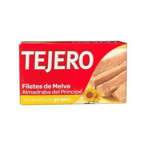 Melva filete aceite de oliva tejero rr125 85g ne
