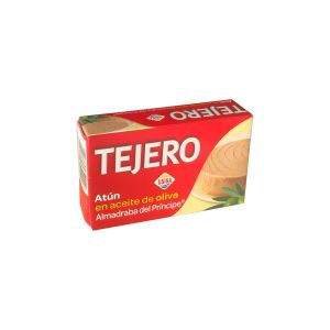 Atun  aceite oliva tejero ol120 82g ne