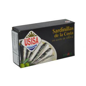 Sardinilla aceite de oliva usisa rr125 85g ne