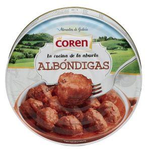 Albondigas de carne louriño 240g