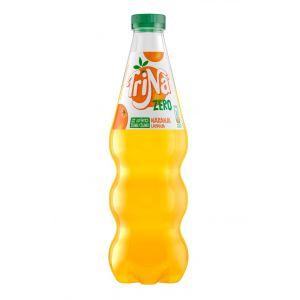 Refresco zero naranja trina pet 1,5l