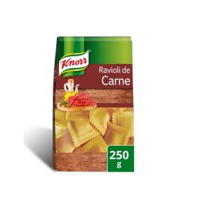 Pasta ravioli carne knoor 260g