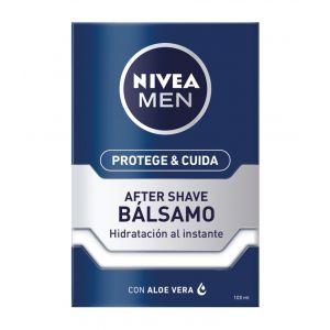 Balsamo regenerador after shave nivea men 100ml