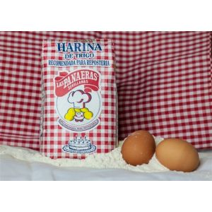 Harina de reposteria las panaderas 1k