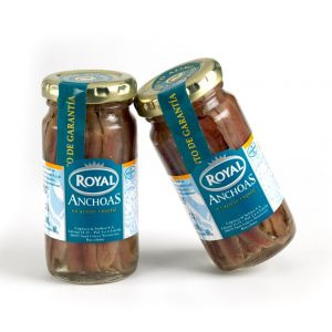 Anchoa cantabra  royal t 65g ne