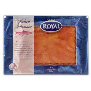 Salmon  ahumado royal 160g