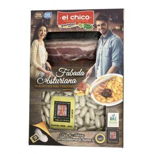 Fabada asturiana el chico 500 gr