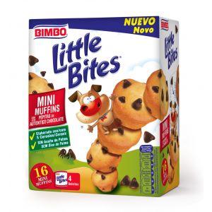 Mini muffin  pepitas chocolate little bites  188g
