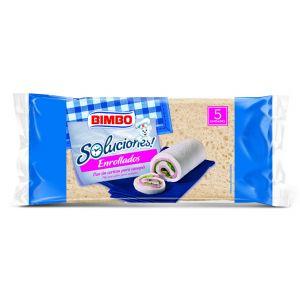 Pan molde enrrollado  bimbo  350g