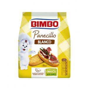 Panecillos blanco  bimbo 225g