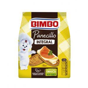 Panecillo integral 100% bimbo 225g