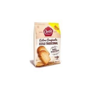 Pan tostado  ortiz 30rb 270g